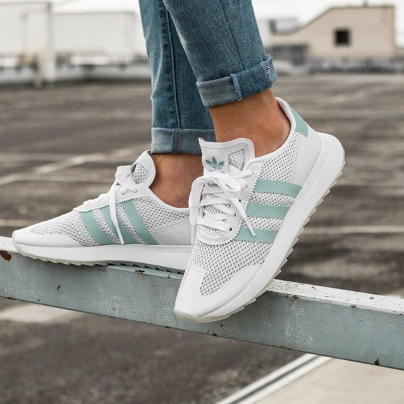 Flashback Tactile Nwt Adidas Whiteamp; Green BxoedC